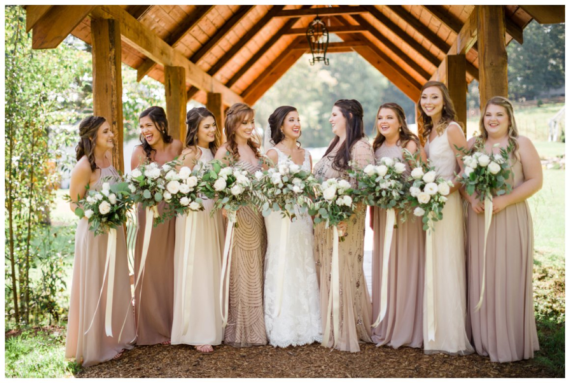 Greenery Wedding Ideas by Melissa Timm Designs at Ramble Creek Vineyards