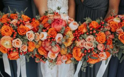 Seasonal Inspiration: Weddings in the Fall