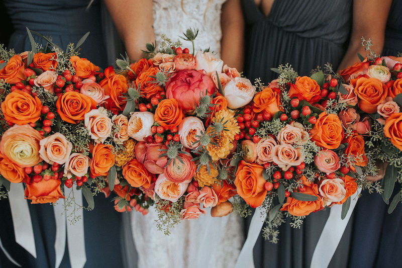 Seasonal Inspiration: Weddings in the Fall